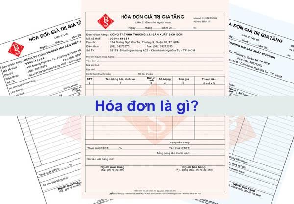 Hóa đơn là gì? Nội dung chi tiết của hóa đơn